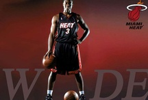 Miami HEAT / World Champs x3 / by Jackie Arnold