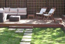 EEC Home Improvements Gardens  / We design and create beautiful and luxurious gardens.