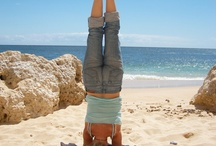 Yoga Urlaub / Yoga Urlaub in der Natur der Algarve