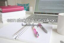 College Goals / College Goals