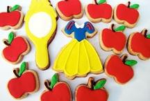 Lia's Snow White Party