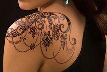 Čipkové Tetovanie