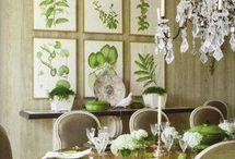 Interior Dining Rooms / Dining rooms