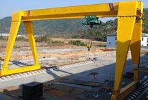 Ellsen high quality electric gantry crane for sale
