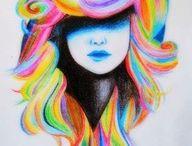 Pastelcolours