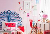 Teenage's room / Habitación adolescente