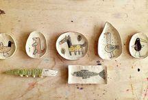 Everyday Pottery / Freeform Pottery