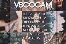 fave of vsco filter
