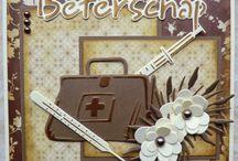 Fag-kort f.eks. Læge, tandlæge