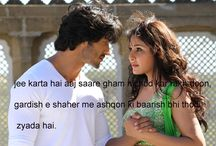 two line shayari on zindagi,