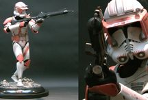 Video Reviews / Video Reviews of various statues, action figures and prop replicas.