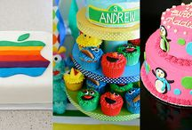 Creative Cakes & Cupcakes / by Melissa Maxwell