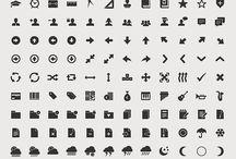 webfont icon