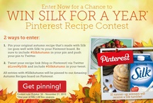 Pin it to Win it! (Pinterest Contests) / by RiverOtterPost