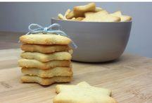 Kekse und Pralinen