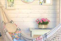 Front Porch/Backyard / by Trisha Petersen