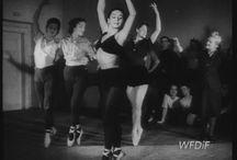 dance / Tak się kiedyś tańczylo