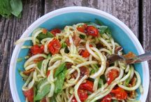 Healthy Meals: Noodle Dishes