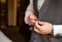 Groom Preparation / by Phenomenon Photography