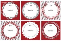 Christmas / Christmas decorations gift and interior