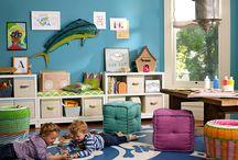 Kids - Playrooms