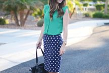 My Stitch Fix Style Look Book / Ideas to share with my Stitch Fix stylist and to inspire new outfits with what I already own