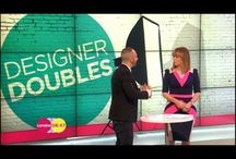 TV Presenter Kate Garraway Style / A selection of items from the Kate Garraway wardrobe