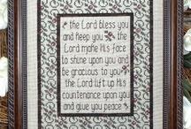 Cross Stitch-Christian