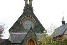 churches / by Donna Johnson
