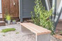 Garten sitzbank