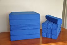 Squishy Forts / Squishy Forts is the world's first Pillow Fort Construction KIt - http://www.squishyforts.com