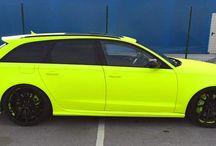 Audi fluo