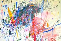Abstract painting / Abstract painting