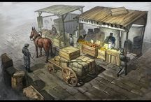 RPG Fantasy Theme