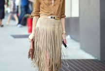 Boho 60s fashion