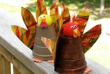 Thanksgiving Art Ideas
