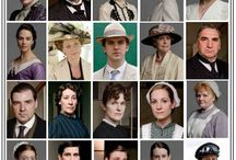 Downton Abbey / by Karen Rogers