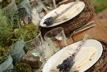 Parties & Table Settings