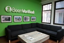 BeenVerified Office / Startup design, startup office, NYC.  / by BeenVerified.com