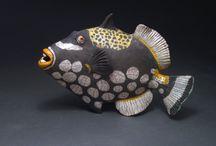 Balık seramik