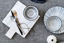 CERAMICS AND TABLEWARE / Everything for the table