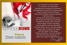 Don Abdul's Poetry / Samples of my sizzling erotic poetry