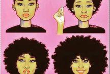 Como cuidar do nossos cachos , cabelos moda