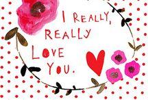Print Pattern Love