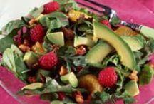 Sassy Salads and Bowls