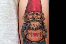 Tinta sobre Pele / Tatuagens e ideias para.