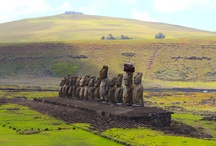 My Travels in: Easter Island