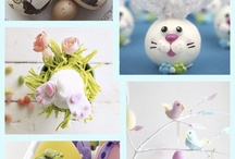 Holidays - Easter / DIY, crafts and party ideas for Easter.