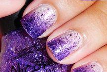 Nails nail nails!!!!!! / by Amanda Shannon