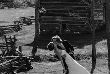 Elope at Vance Birthplace / Weddings and elopements performed at the mid-1800s home of one of North Carolina's former governors. Fields of wheat, 160-year old cabins, and towering hills surround the site.